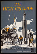 Books:Signed Editions, Poul Anderson. The High Crusade. Garden City: Doubleday, 1960. Later edition. Inscribed by Poul Anderson to Jerry ...