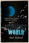 Books:Science Fiction & Fantasy, Poul Anderson. Twilight World. New York: A Torquil Book Distributed by Dodd, Mead & Company, [1961]. First editi...