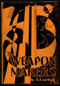 Books:Science Fiction & Fantasy, A. E. van Vogt. The Weapon Makers. Providence: The Hadley Publishing Company, 1947. First edition, one of only 1,000...