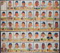 Baseball Collectibles:Others, Baseball Greats Perez Steele Signed Celebration Postcards Lot....