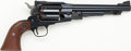 Handguns:Single Action Revolver, Boxed Sturm-Ruger Old Army Percussion Revolver Conversion....