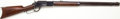 Long Guns:Lever Action, Winchester Third Model 1876 Lever Action Rifle....