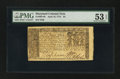 Colonial Notes:Maryland, Maryland April 10, 1774 $4 PMG About Uncirculated 53 EPQ.. ...