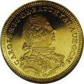 Austria: , Austria: Batthyani. Prince Carl gold Ducat 1764, KM3, MS63 NGC Prooflike, a superb example with deep golden luster and fully reflecti...
