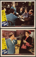"Movie Posters:Comedy, Little Giant (Universal, 1946). Lobby Cards (2) (11"" X 14"") and Photos (5) (8"" X 10""). Comedy.. ... (Total: 7 Items)"