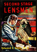 Books:Science Fiction & Fantasy, Edward E. Smith, Ph.D. Second Stage Lensmen. Reading, Pennsylvania: Fantasy Press, [1953]. First edition, number...