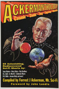 Books:Signed Editions, [Forrest J. Ackerman, editor]. Ackermanthology! Los Angeles: General Publishing Group, 1997. First edition. Inscri...