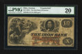 Obsoletes By State:Ohio, Ironton, OH- The Iron Bank $10 June 2, 1856 C16 Wolka 1344-14. ...