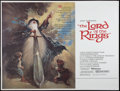 """Movie Posters:Animated, The Lord of the Rings (United Artists, 1978). Subway (45"""" X 59.5""""). Animated.. ..."""