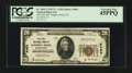 National Bank Notes:Pennsylvania, Slippery Rock, PA - $20 1929 Ty. 1 The First NB Ch. # 6483. ...