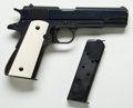 Handguns:Semiautomatic Pistol, **Cased Colt Commercial Government Model 1911-A1 Semi-AutomaticPistol....