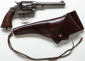 Handguns:Double Action Revolver, *U.S. Colt Model 1901 Double Action Revolver with Holster....