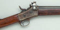 Long Guns:Other, Custom Remington Rolling Block Single-Shot Rifle....