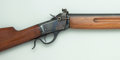 "Long Guns:Single Shot, Winchester ""Winder"" Model 1885 Low Wall Single-Shot Rifle...."