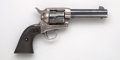 Handguns:Single Action Revolver, *Colt Frontier Six-Shooter Revolver with Holster....