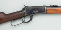 Long Guns:Lever Action, *Winchester 1892 Saddle Ring Lever Action Carbine....