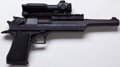 Handguns:Semiautomatic Pistol, **Magnum Research Model Desert Eagle Semi-Automatic Pistol withLaser Sight....