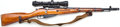 Long Guns:Bolt Action, *Russian Mosin-Nagant Model 1938 Bolt Action Rifle....