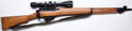 Long Guns:Bolt Action, *British Enfield No. 4 Mark 2 Bolt Action Military Rifle with Telescopic Sight....