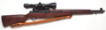 Long Guns:Semiautomatic, **M-1 Garand by CAI with Telescopic Sight....