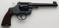 Handguns:Double Action Revolver, *Colt Officers Target Model Double Action Revolver....