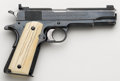 Handguns:Semiautomatic Pistol, *Cased Custom Colt Model 1911-A1 National Match Semi-AutomaticPistol....