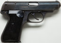 Handguns:Semiautomatic Pistol, *J.P. Sauer & Sohn Model 38 Semi-Automatic Pistol Together withHolster....