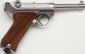 Handguns:Semiautomatic Pistol, **Mitchell Arms American Eagle Luger Semi-Automatic Pistol....