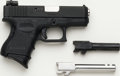 Handguns:Semiautomatic Pistol, **Cased Glock Model 27 Semi-Automatic Pistol Laser Sight with Extra Barrels....