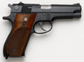 Handguns:Semiautomatic Pistol, **Smith & Wesson Model 39-2 Double Action Semi-Automatic Pistol....