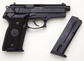 Handguns:Semiautomatic Pistol, **Cased Beretta Model 8045 Semi-Automatic Pistol....