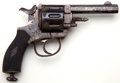 Handguns:Double Action Revolver, HDH Liege Double Action Revolver....