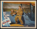 "Movie Posters:Comedy, Keep 'Em Flying (Universal, 1941). Lobby Card (11"" X 14"") andPhotos (3) (8"" X 10""). Comedy.. ... (Total: 4 Items)"