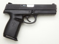 Handguns:Semiautomatic Pistol, **Smith & Wesson Model SW40F Semi-Automatic Pistol....