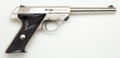 Handguns:Semiautomatic Pistol, *High-Standard Model Sport King Semi-Automatic Pistol....