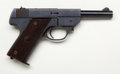 Handguns:Semiautomatic Pistol, *High Standard Model GB Semi-Automatic Pistol....