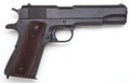 Handguns:Semiautomatic Pistol, *U.S. Switch & Signal Model 1911A1 Semi-Automatic Pistol....