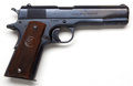 Handguns:Semiautomatic Pistol, **Colt Model 1911 US Army Semi-Automatic Pistol....