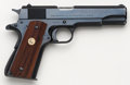 Handguns:Semiautomatic Pistol, *Colt Model Super 38 Semi-Automatic Pistol....