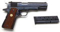 Handguns:Semiautomatic Pistol, *Boxed Colt Model Super 38 Semi-Automatic Pistol....