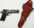 Handguns:Semiautomatic Pistol, **Colt Model 1911 Semi-Automatic Pistol with Holster....