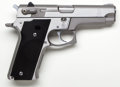 Handguns:Semiautomatic Pistol, **Smith & Wesson Model 659 Double Action Semi-Automatic Pistol....