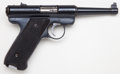 Handguns:Semiautomatic Pistol, **Sturm-Ruger Model Black Label Semi-Automatic Pistol....
