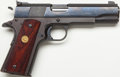 Handguns:Semiautomatic Pistol, *Essex Custom Colt Model 1911 National Match Semi-Automatic Pistoltogether with Two Extra Magazines....