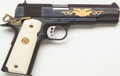 Handguns:Semiautomatic Pistol, **Boxed Custom One of 750 Colt Model 1911 Semi-Automatic Pistol....