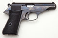 Handguns:Semiautomatic Pistol, *Boxed Walther Model PP Semi-Automatic Pistol....
