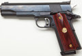 Handguns:Semiautomatic Pistol, *Cased Colt Gold Cup National Match Semi-Automatic Pistol with .22Conversion Kit....