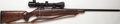 Long Guns:Bolt Action, **.30 TC Thompson/Center Icon Bolt Action Rifle with TelescopicSight....