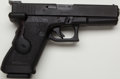 Handguns:Semiautomatic Pistol, **Cased Glock Model 21 Semi-Automatic Pistol with Laser Sight,Extra Barrel and Accessories....