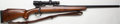 Long Guns:Bolt Action, **.416 Taylor Custom Mauser Rifle with Telescopic Sight....